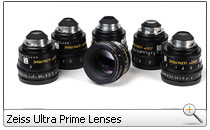 Zeiss Ultra Prime Lenses